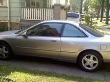 1997 Acura cl for sale by owner in rochester