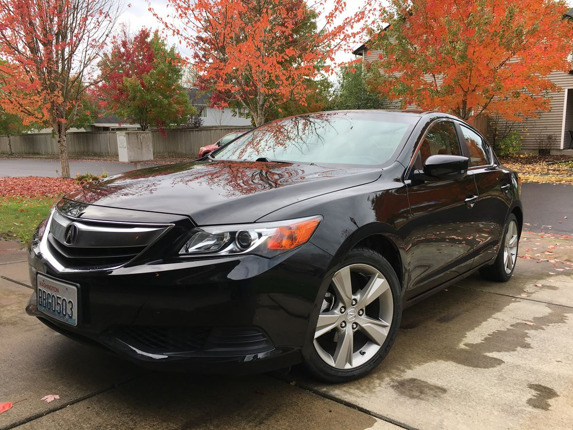 2014 acura ilx for sale by owner in battle ground wa 98604. Black Bedroom Furniture Sets. Home Design Ideas