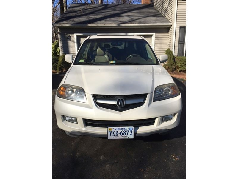 2006 acura mdx for sale by owner in oakton va 22124. Black Bedroom Furniture Sets. Home Design Ideas