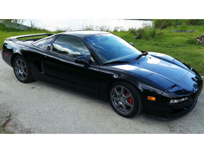1999 Acura NSX for sale by owner in GAINESVILLE