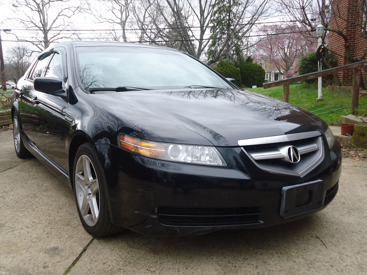 2005 acura tl for sale by owner in burlington nj 08016. Black Bedroom Furniture Sets. Home Design Ideas