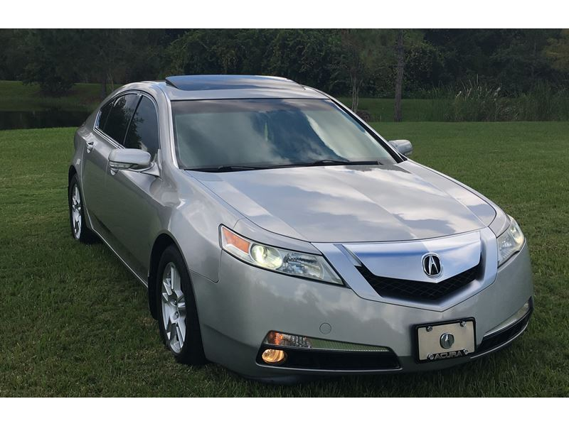 2011 acura tl for sale by owner in hudson fl 34674. Black Bedroom Furniture Sets. Home Design Ideas