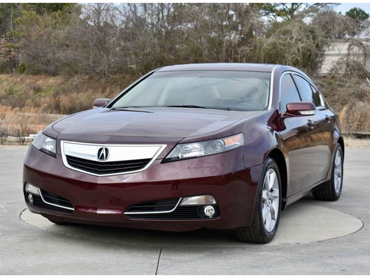 2013 acura tl for sale by owner in smyrna tn 37167. Black Bedroom Furniture Sets. Home Design Ideas