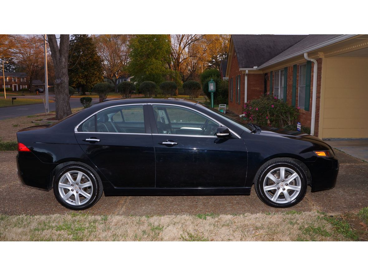 used 2005 acura tsx for sale by owner in memphis tn 38193. Black Bedroom Furniture Sets. Home Design Ideas