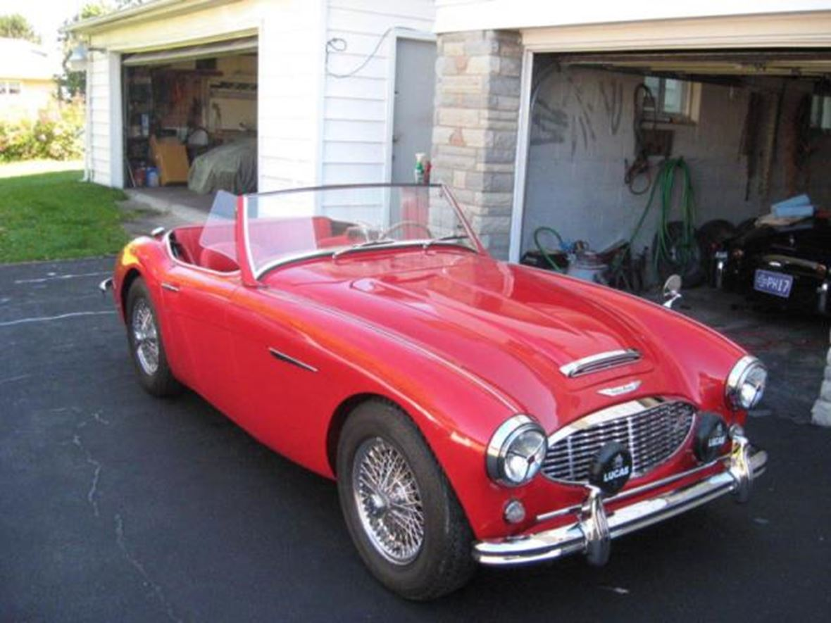 1957 Alfa Romeo Healey for sale by owner in Seattle