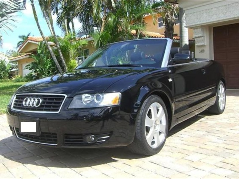 2003 audi a4 for sale by owner in oakland ca 94606. Black Bedroom Furniture Sets. Home Design Ideas