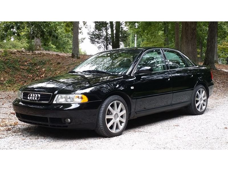 2001 audi a4 for sale by owner in franklin tn 37067. Black Bedroom Furniture Sets. Home Design Ideas