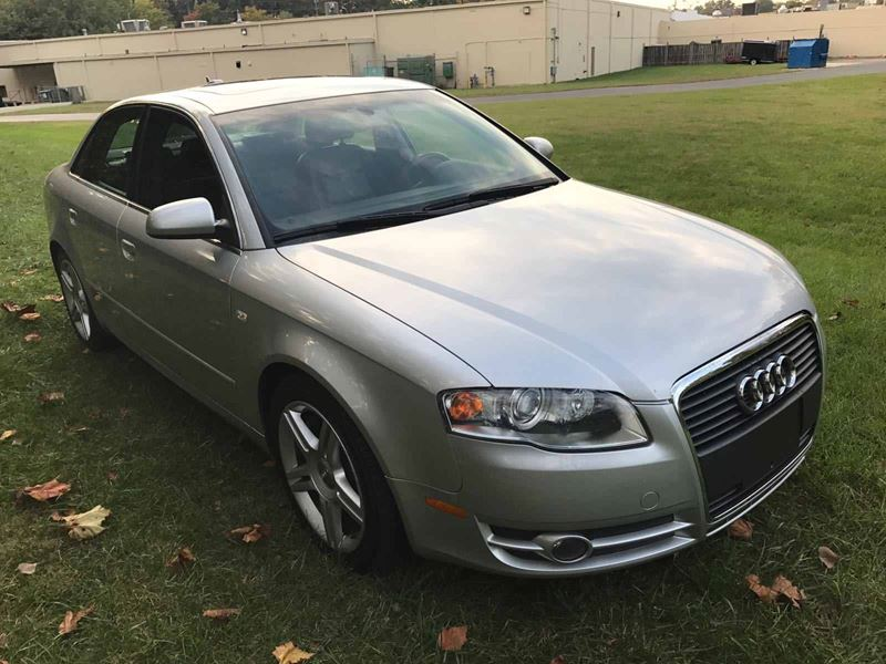 used 2005 audi a4 for sale by owner in richmond va 23298. Black Bedroom Furniture Sets. Home Design Ideas