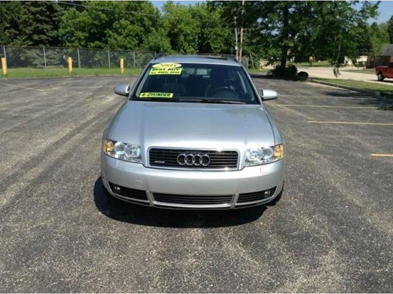 2005 audi a4 for sale by owner in saint francis wi 53235. Black Bedroom Furniture Sets. Home Design Ideas