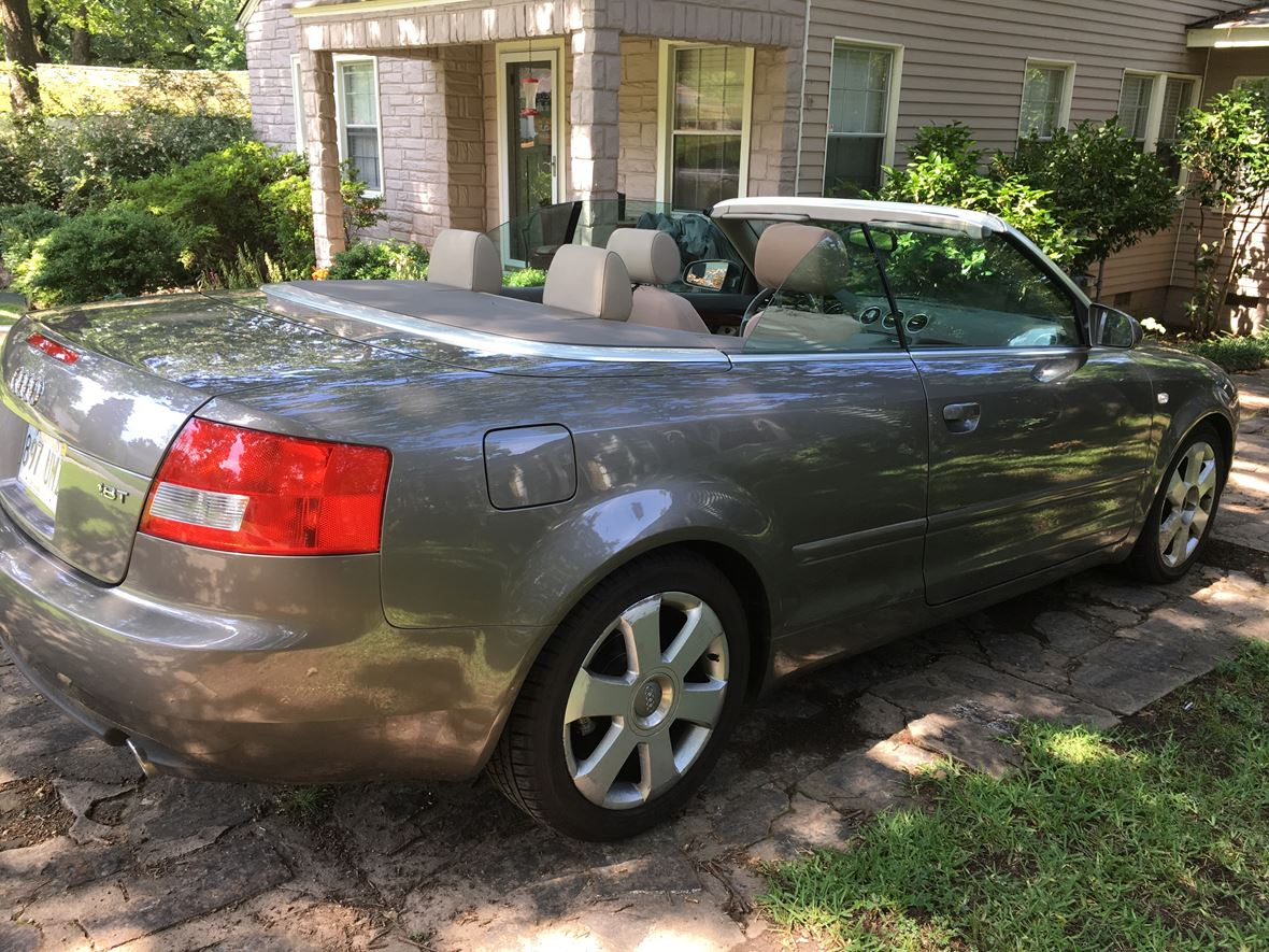 2006 Audi A4 for sale by owner in Little Rock