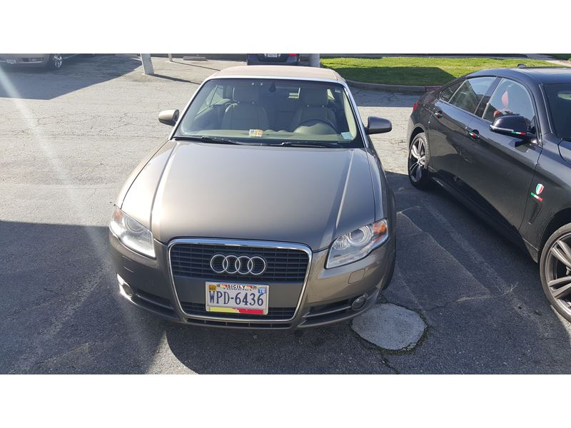 2007 audi a4 for sale by owner in monterey ca 93944. Black Bedroom Furniture Sets. Home Design Ideas