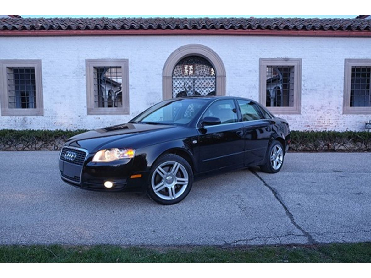 used 2007 audi a4 for sale by owner in milwaukee wi 53202. Black Bedroom Furniture Sets. Home Design Ideas