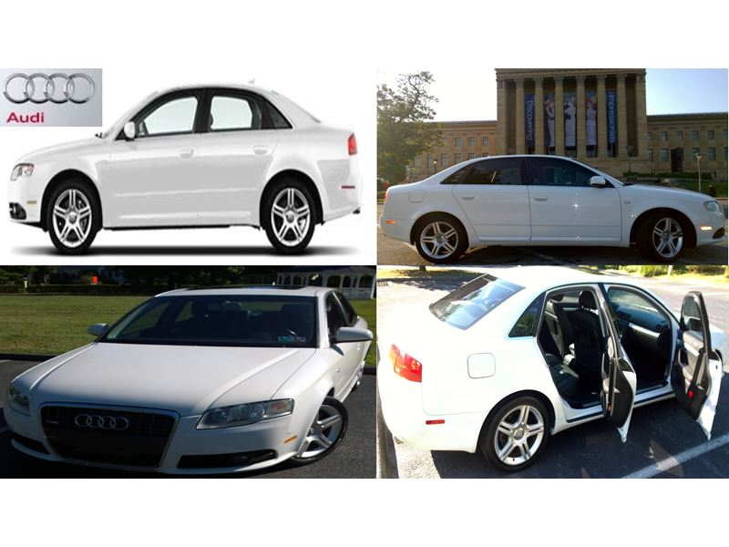 2008 audi a4 for sale by owner in laurel md 20707. Black Bedroom Furniture Sets. Home Design Ideas