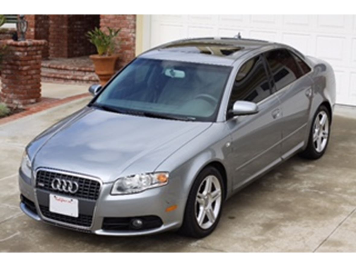 2008 audi a4 for sale by owner in yorba linda ca 92887. Black Bedroom Furniture Sets. Home Design Ideas