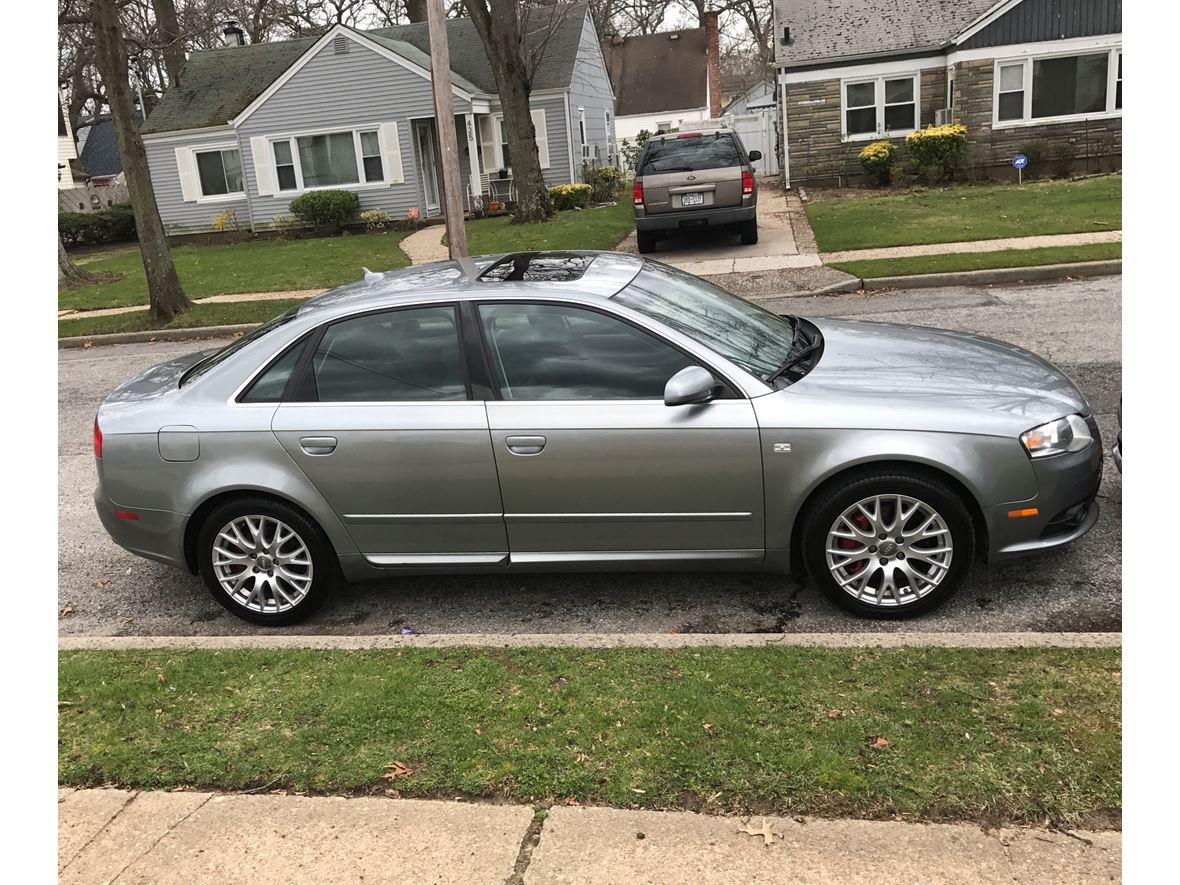 2008 audi a4 for sale by owner in holbrook ny 11741. Black Bedroom Furniture Sets. Home Design Ideas