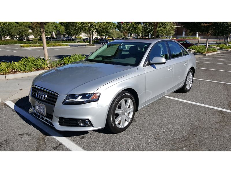 2011 audi a4 for sale by owner in santa clara ca 95056. Black Bedroom Furniture Sets. Home Design Ideas