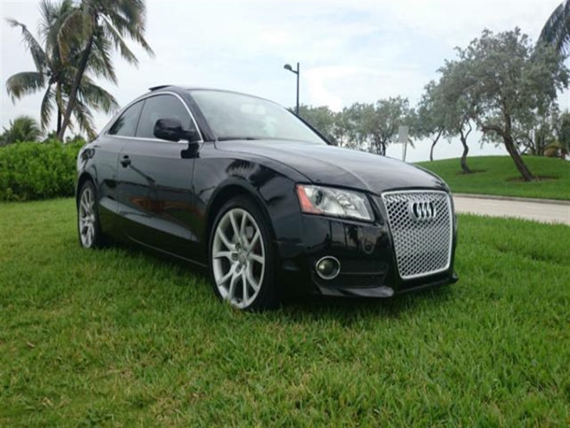 2011 audi a5 for sale by owner in land o lakes fl 34638. Black Bedroom Furniture Sets. Home Design Ideas