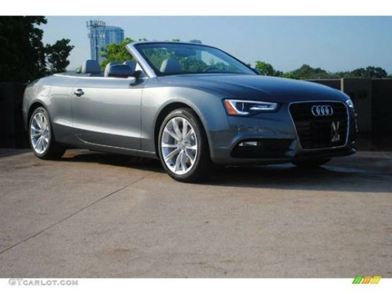 2015 audi a5 private car sale in san ramon ca 94583. Black Bedroom Furniture Sets. Home Design Ideas