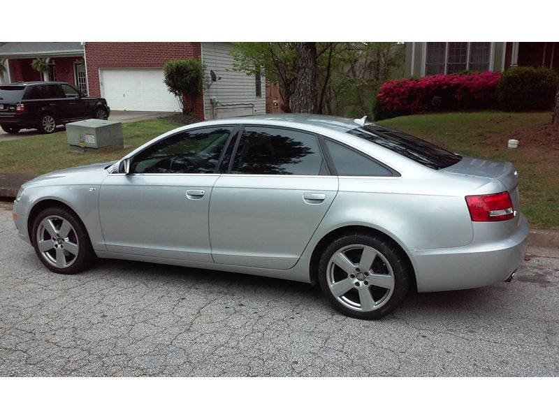 2008 audi a6 for sale by owner in decatur ga 30036. Black Bedroom Furniture Sets. Home Design Ideas