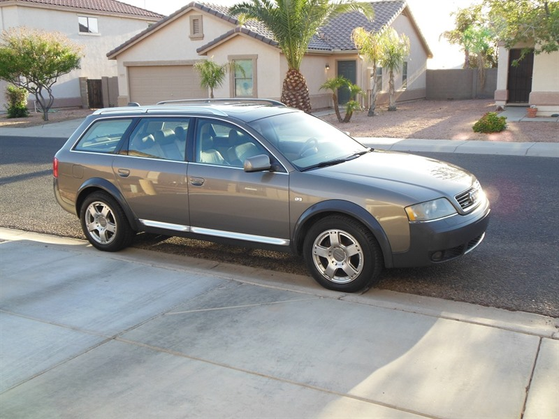 2004 audi allroad for sale by owner in mesa az 85208. Black Bedroom Furniture Sets. Home Design Ideas