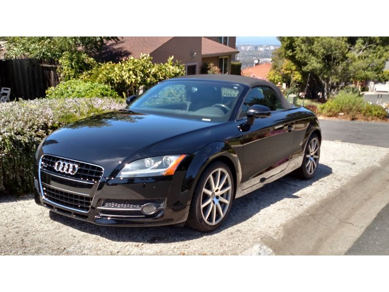 2008 audi tt for sale by owner in belmont ca 94002. Black Bedroom Furniture Sets. Home Design Ideas