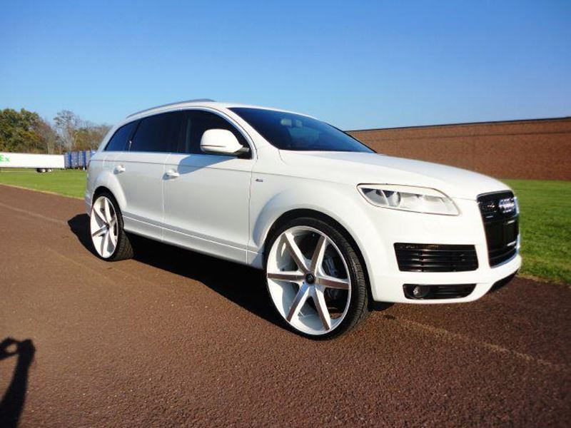 Audi Q7 Review  Auto Express