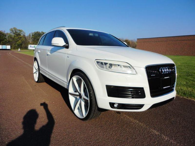 Used audi q7 for sale louisville ky