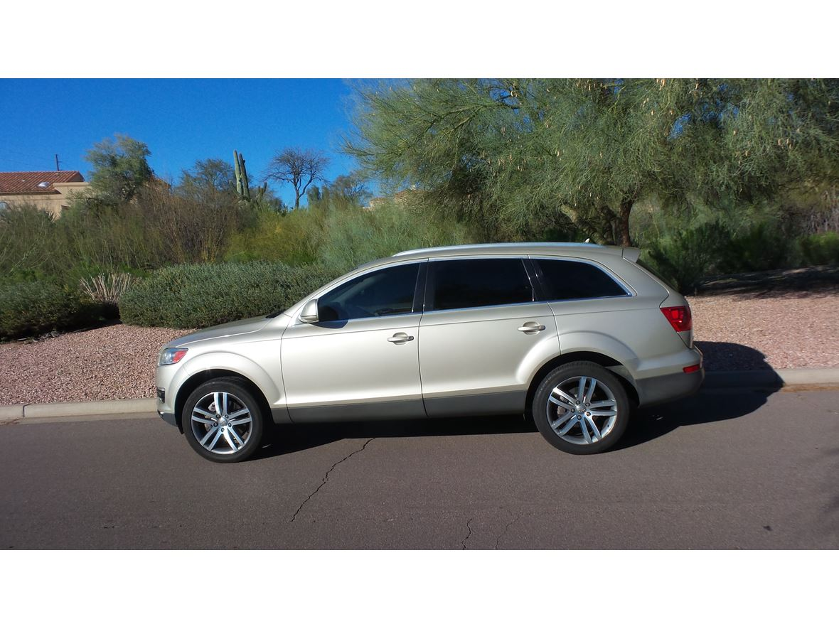 used 2007 audi q7 for sale by owner in fountain hills az 85269. Black Bedroom Furniture Sets. Home Design Ideas