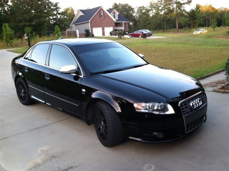 2006 audi s4 for sale by owner in tacoma wa 98465. Black Bedroom Furniture Sets. Home Design Ideas