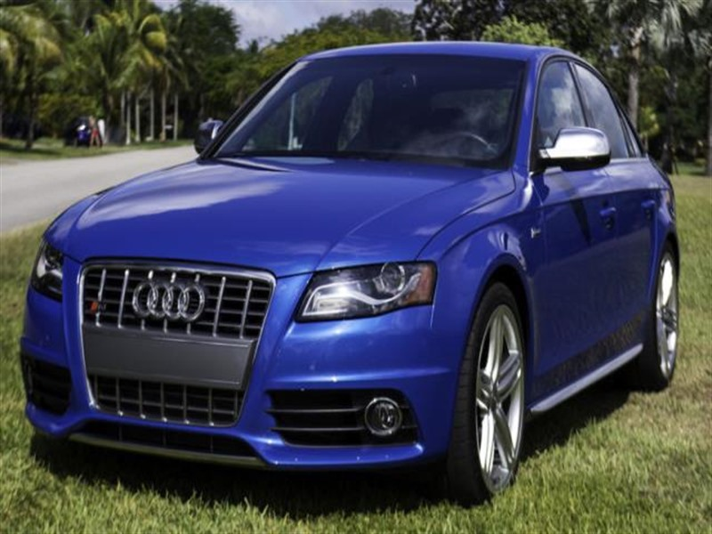 2011 audi s4 for sale by owner in seminole fl 33776. Black Bedroom Furniture Sets. Home Design Ideas