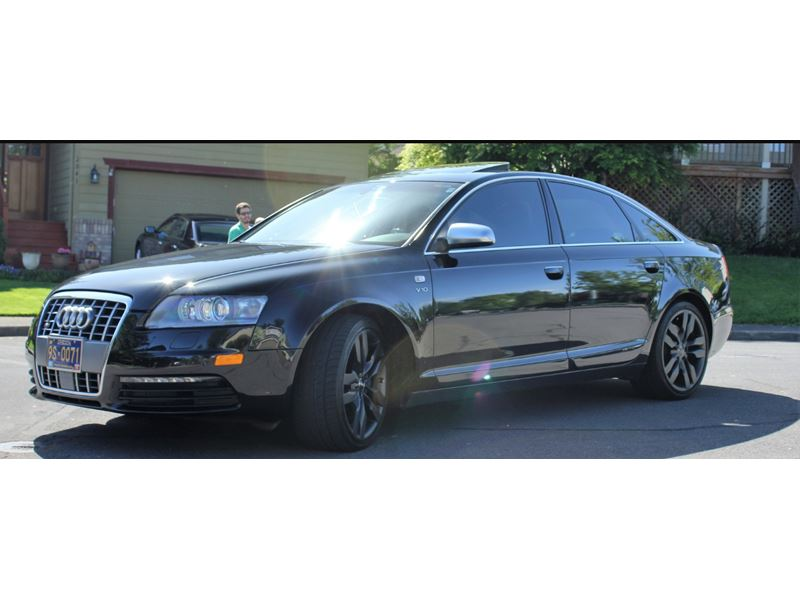 2008 audi s6 for sale by owner in portland or 97299. Black Bedroom Furniture Sets. Home Design Ideas