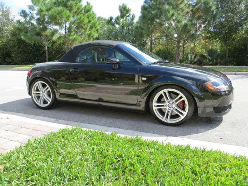2001 audi tt for sale by owner in miami fl 33191. Black Bedroom Furniture Sets. Home Design Ideas