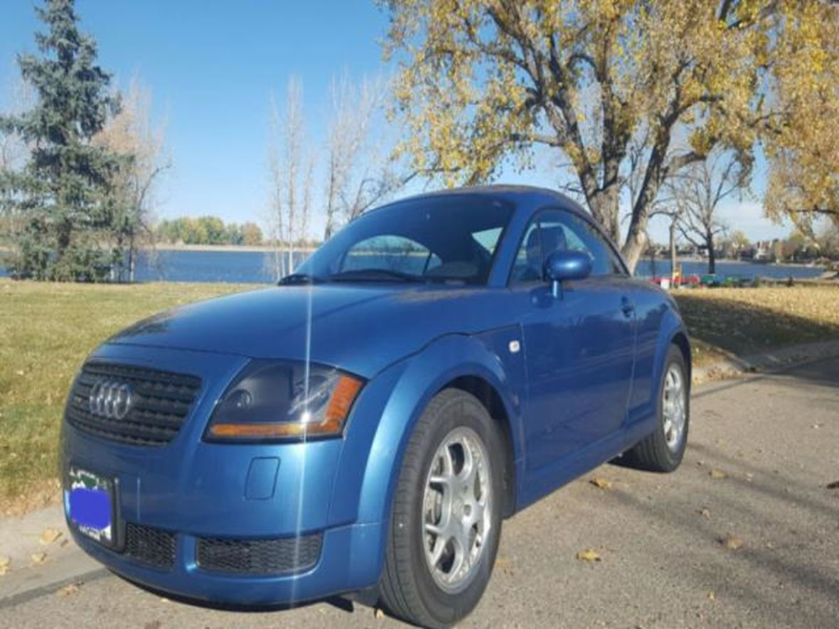 2001 audi tt for sale by owner in montrose al 36559. Black Bedroom Furniture Sets. Home Design Ideas