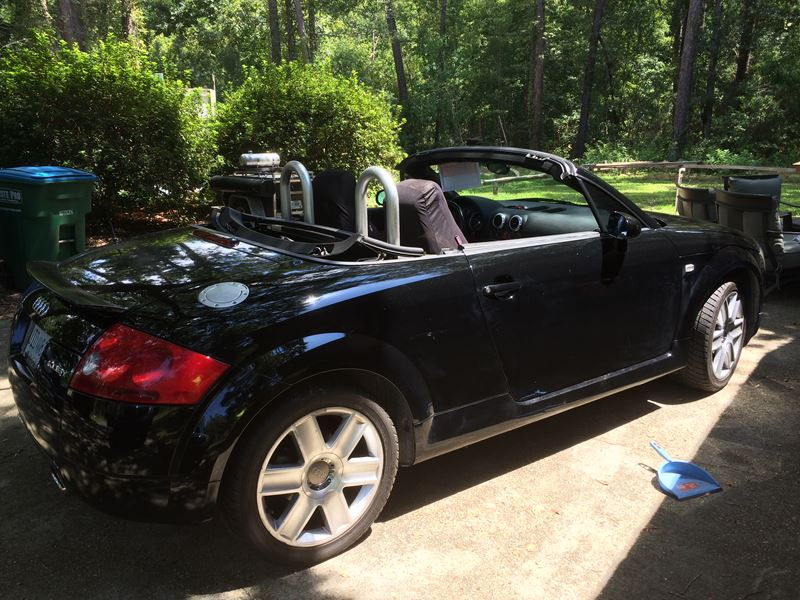 2003 audi tt for sale by owner in ocean springs ms 39566. Black Bedroom Furniture Sets. Home Design Ideas