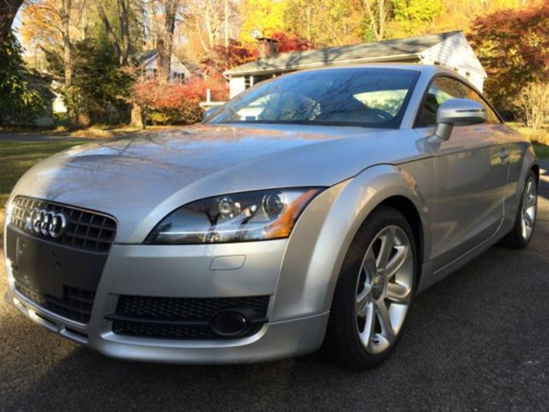 2008 audi tt private car sale in willington ct 06279. Black Bedroom Furniture Sets. Home Design Ideas