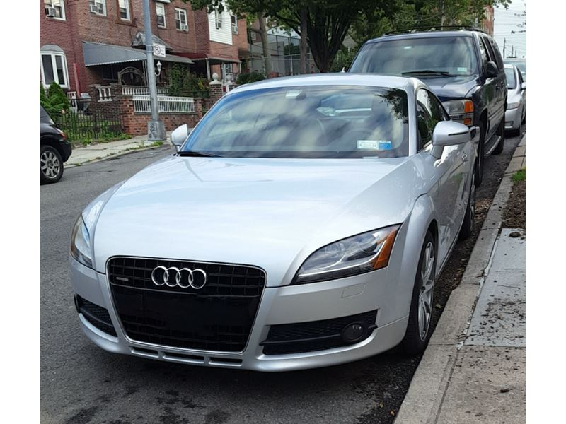 used 2008 audi tt for sale by owner in astoria ny 11105. Black Bedroom Furniture Sets. Home Design Ideas