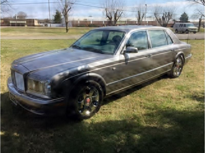 2001 bentley arnage private car sale in murfreesboro tn 37132. Black Bedroom Furniture Sets. Home Design Ideas