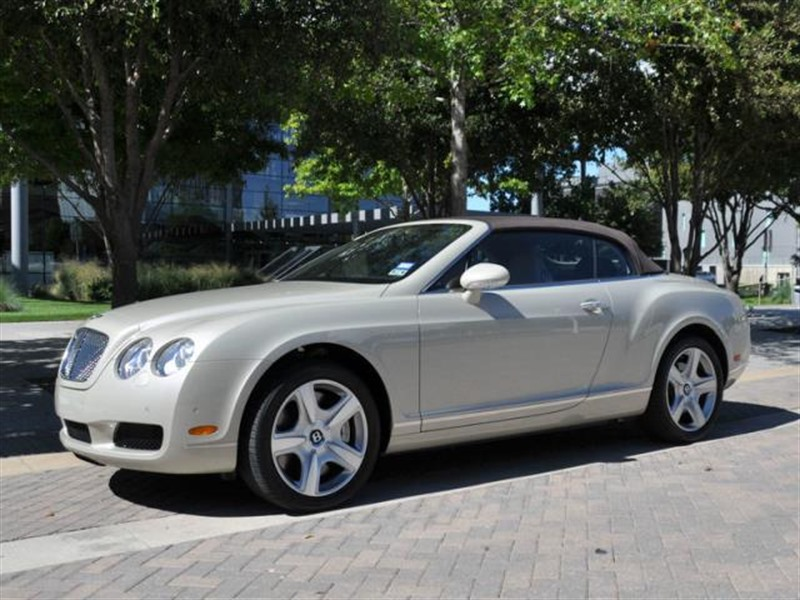 2007 bentley continental for sale by owner in boykins va 23827. Black Bedroom Furniture Sets. Home Design Ideas