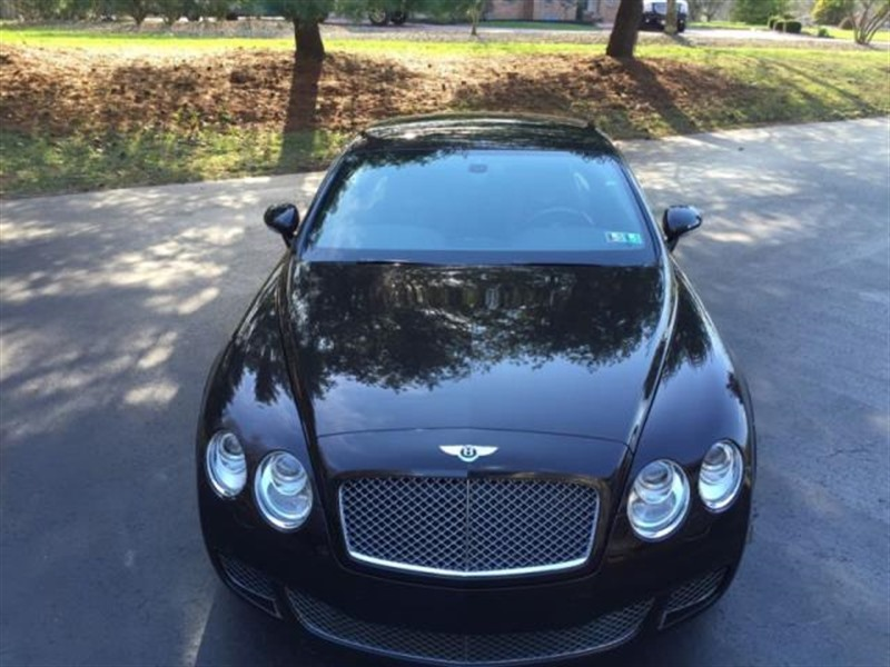 2009 bentley continental sale by owner in pittsburgh pa 15211. Black Bedroom Furniture Sets. Home Design Ideas