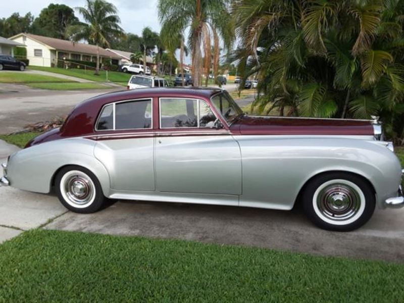 1960 bentley continental flying spur antique car gulf breeze fl 32561. Black Bedroom Furniture Sets. Home Design Ideas