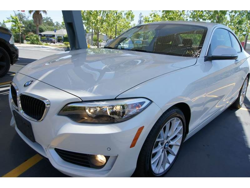 2014 bmw 2 series for sale by owner in carmichael ca 95609