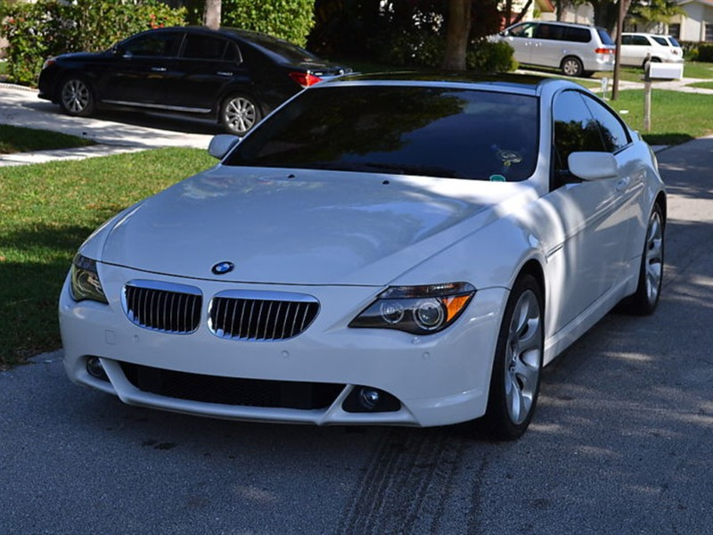 2006 bmw 650i for sale by owner in astoria ny 11103. Black Bedroom Furniture Sets. Home Design Ideas