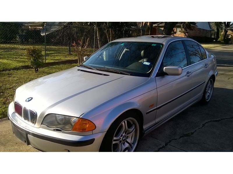 2001 bmw 3 series for sale by owner in dallas tx 75398. Black Bedroom Furniture Sets. Home Design Ideas