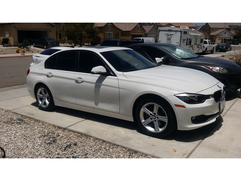 2014 bmw 3 series for sale by owner in victorville ca 92395. Black Bedroom Furniture Sets. Home Design Ideas