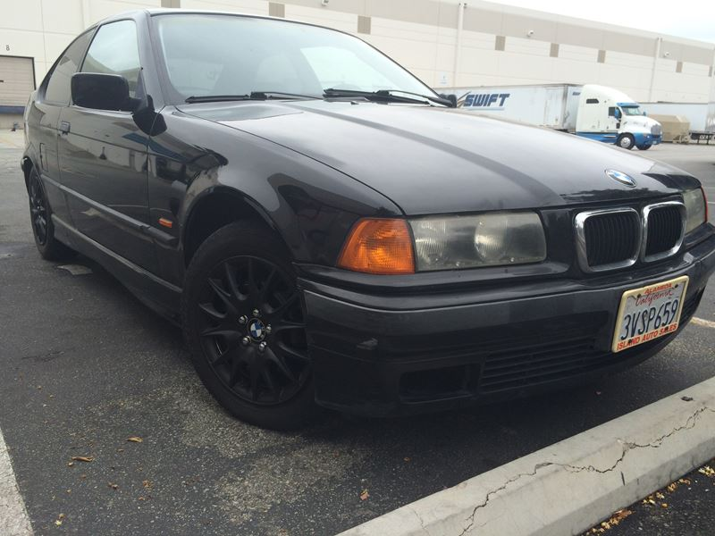 1997 bmw 318ti for sale by owner in long beach ca 90899. Black Bedroom Furniture Sets. Home Design Ideas