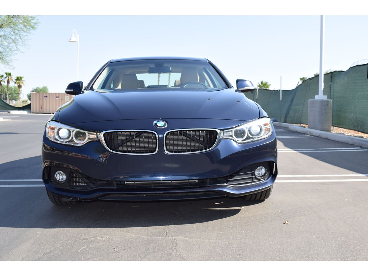 2014 BMW 4 Series for sale by owner in La Quinta