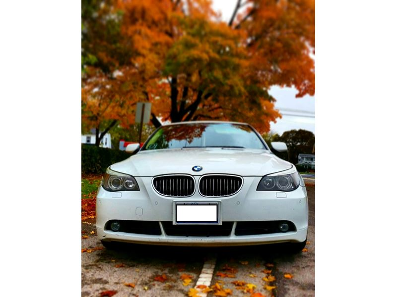 Used 2007 BMW 5 Series for Sale by Owner in Belvidere IL 61008