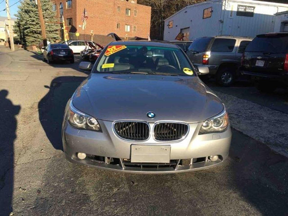 2007 BMW 5 Series for sale by owner in Malden