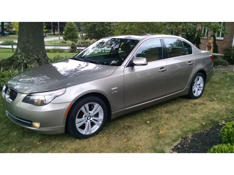 used 2009 bmw 5 series for sale by owner in columbus oh 43228. Black Bedroom Furniture Sets. Home Design Ideas