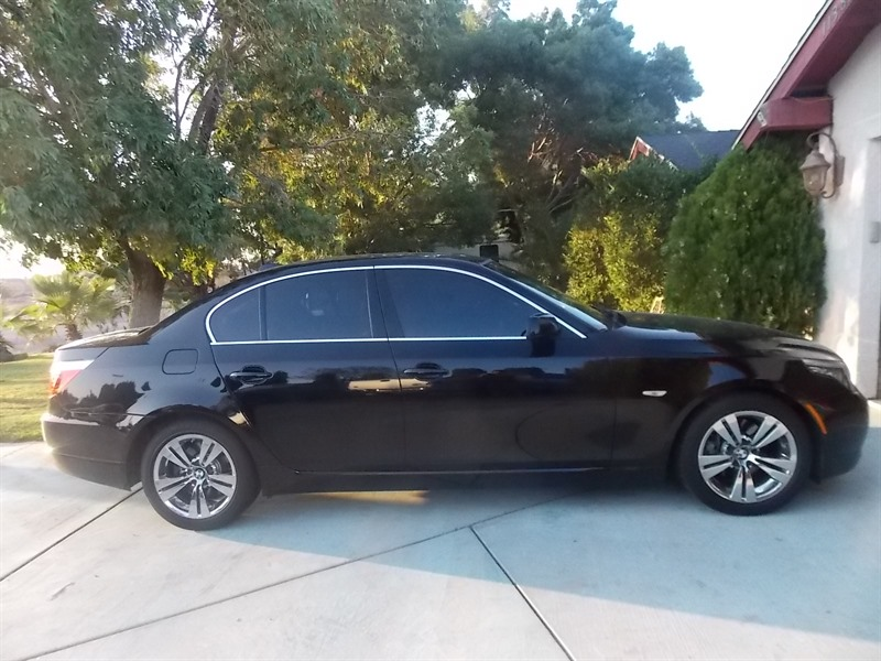 2010 bmw 5 series for sale by owner in oklahoma city ok 73198. Black Bedroom Furniture Sets. Home Design Ideas